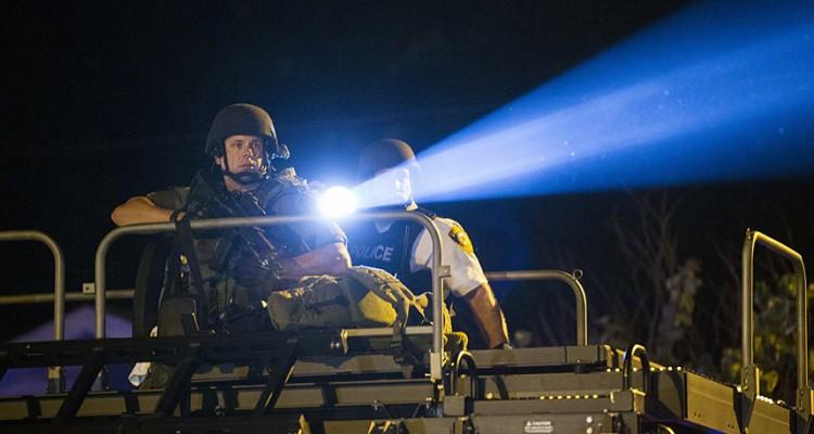 Tactical G700 Military Flashlight