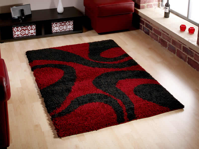 How To Decorate With Shaggy Rugs Go7 Blog